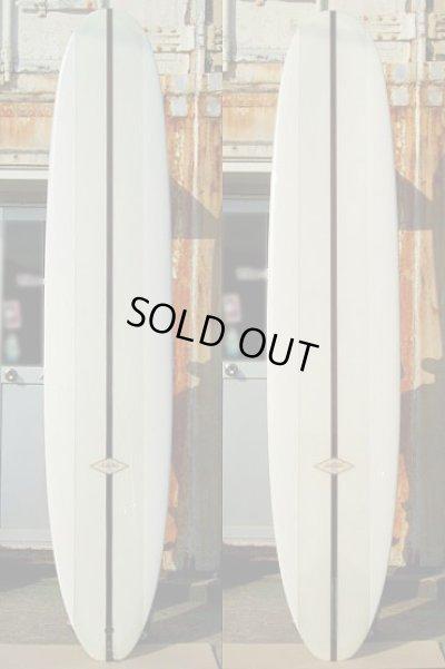 """画像2: ◆Almond Surfboards & Designs surf thump 9'6""""【limited gold diamond logo】"""