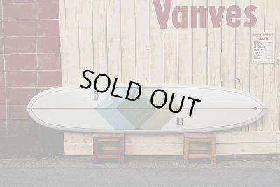 """画像1: ◆Almond Surfboards & Designs Cy's Aquatic Almond 9'2"""""""