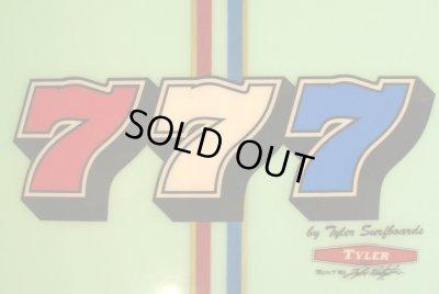 画像2: ◆TYLER triple seven【777】送料無料