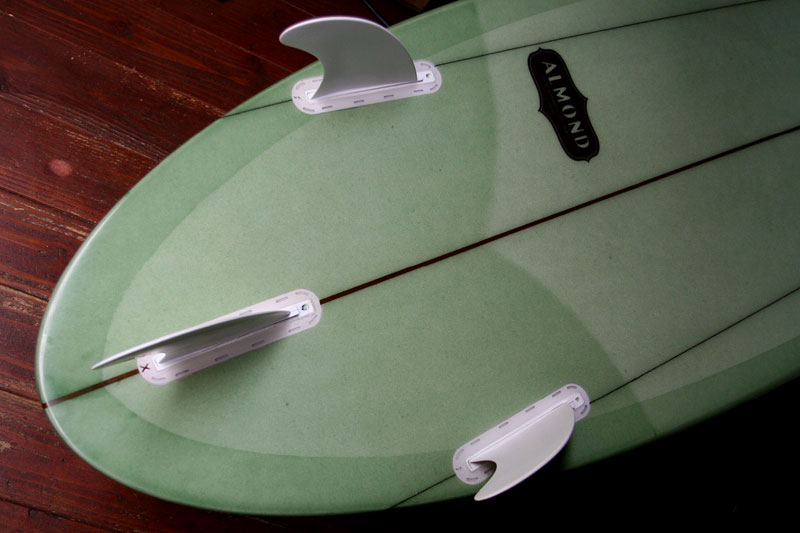 "画像4: ◆Almond Surfboards & Designs survey 5'9"""