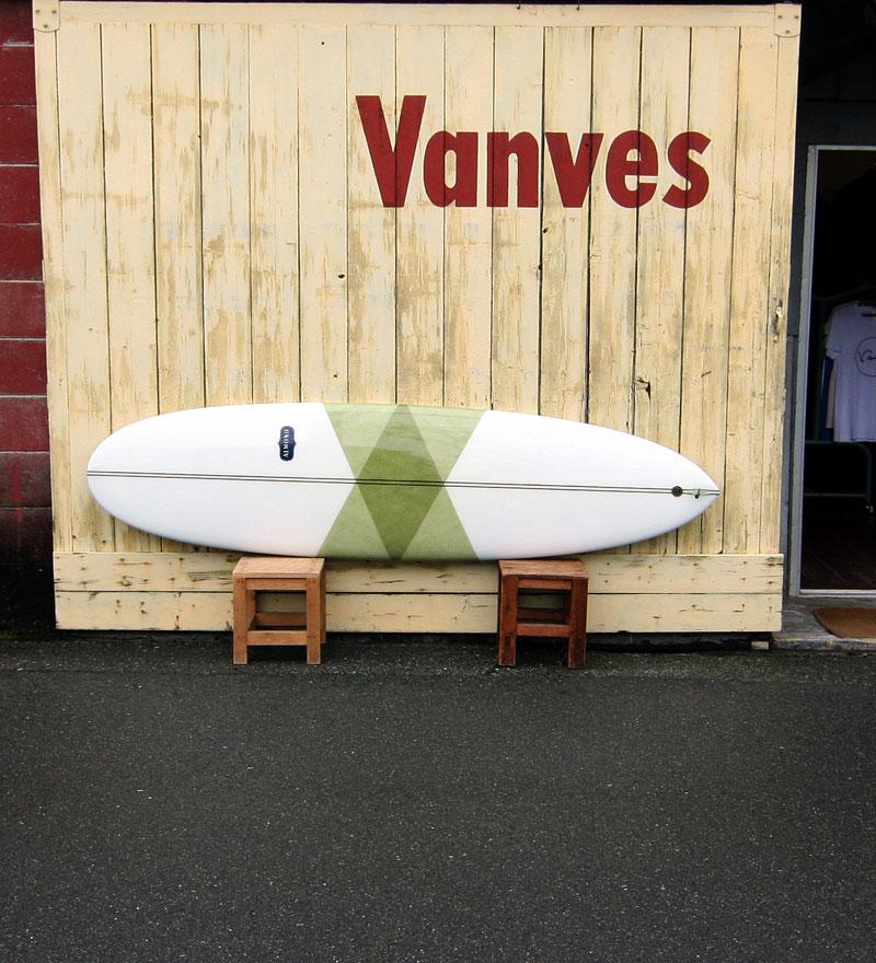 "画像1: ◆Almond Surfboards & Designs joy 7'2"""
