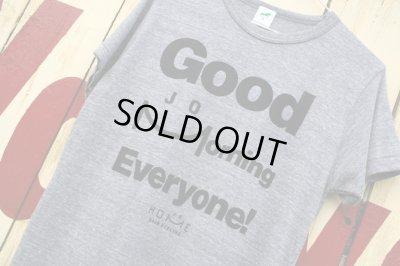 画像1: ◆2013Good Morning Everyone!Tシャツ全国送料無料Sサイズ