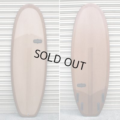 "画像1: ◆Almond Surfboards & Designs Secret menu 5'2""【新古】"
