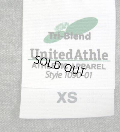 画像5: ◆NO iDEA Tシャツ【ヘザーグレー】全国送料無料XS・S・M・Lサイズ