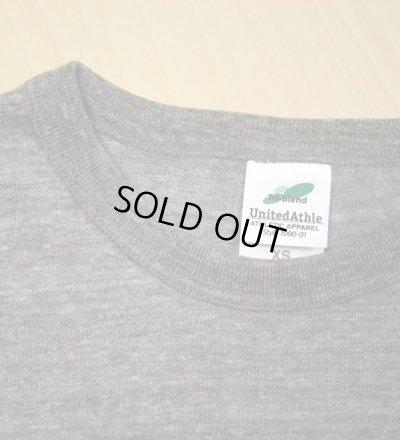画像4: ◆NO iDEA Tシャツ【ヘザーグレー】全国送料無料XS・S・M・Lサイズ