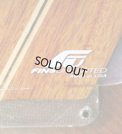 画像3: ◆Velzy Classic Wood Fin