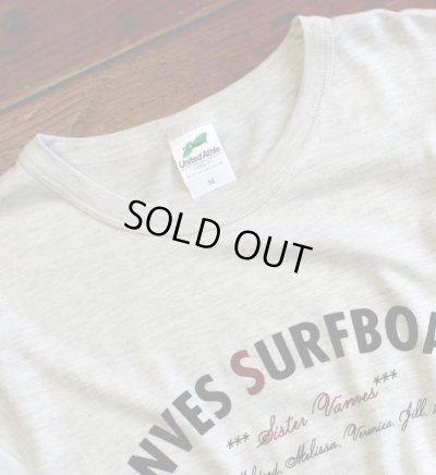 画像3: ◆Sister VanvesTシャツ【オートミール】全国送料無料XS・S・M・L・XLサイズ