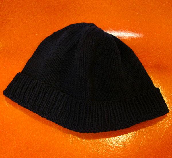 画像3: ◆インディゴニット帽2nd(セカンド)【50着限定】