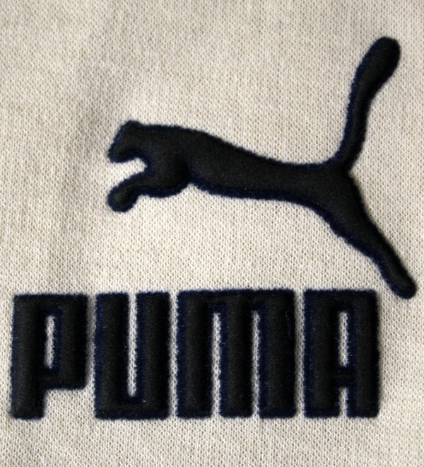 画像2: ◆70sヴィンテージPUMA綿/ポリ ニット【スペイン製】美品
