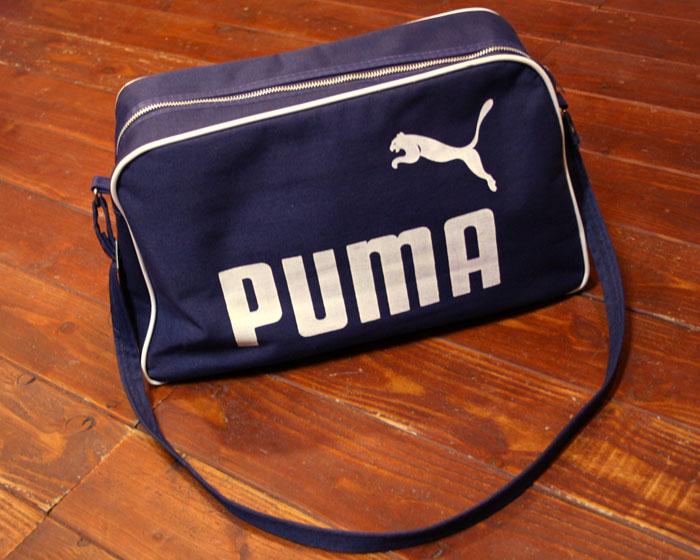 画像3: ◆70sヴィンテージPUMA【デッドストック】ショルダーバッグ