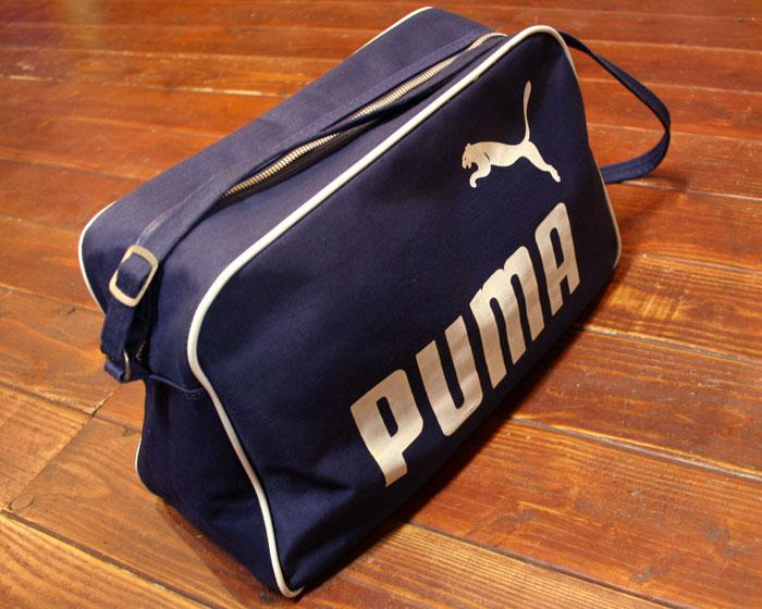 画像1: ◆70sヴィンテージPUMA【デッドストック】ショルダーバッグ