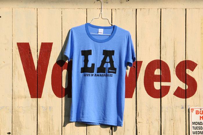 画像1: ◆2011Vanves-Tシャツ全国送料無料【ブルー】S・Mサイズ
