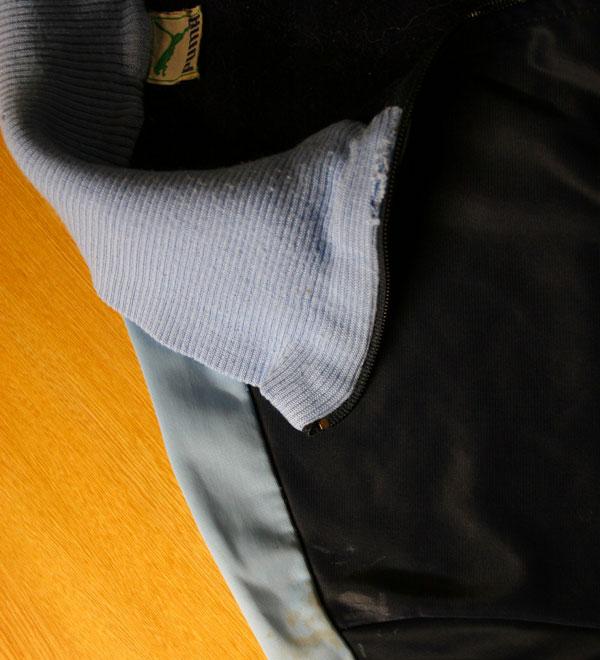 画像5: ◆70sヴィンテージPUMA【ITALY製】光沢素材