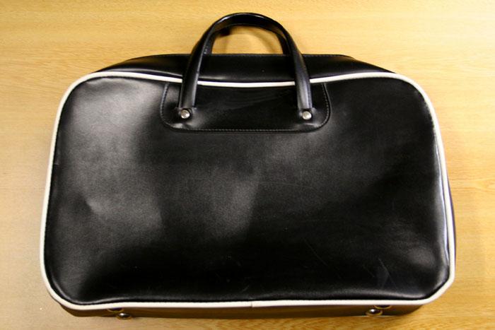 画像2: ◆70sヴィンテージadidas【PETER BLACK社】UK製ボストンバッグ