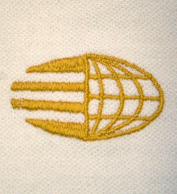 画像2: ◆70sヴィンテージadidas【フランス製】地球儀ロゴ