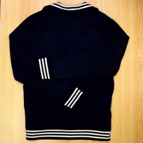 画像5:  ◆70sヴィンテージadidasニットジャケット【西ドイツ製】