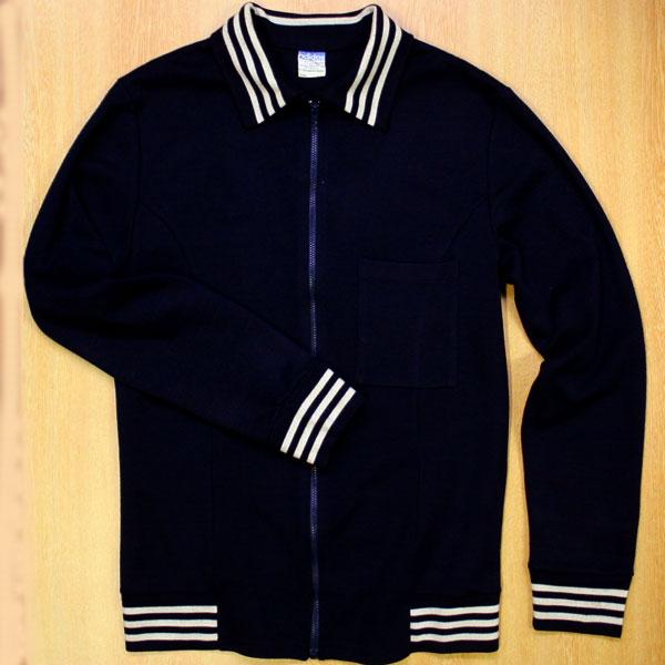画像1:  ◆70sヴィンテージadidasニットジャケット【西ドイツ製】