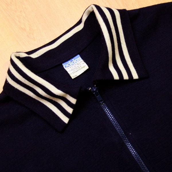 画像2:  ◆70sヴィンテージadidasニットジャケット【西ドイツ製】