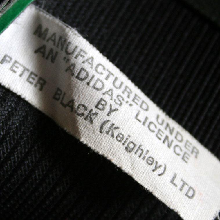 画像5: ◆70sヴィンテージadidas【PETER BLACK社】UK製ボストンバッグ