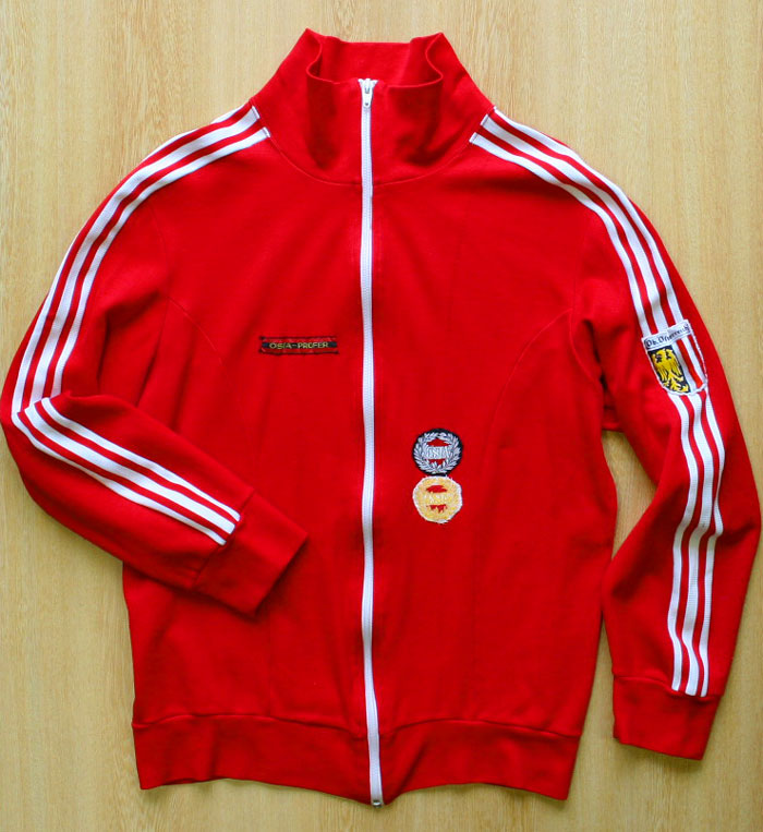 画像1: ◆70sヴィンテージadidas【KOREA製】JOG TOP