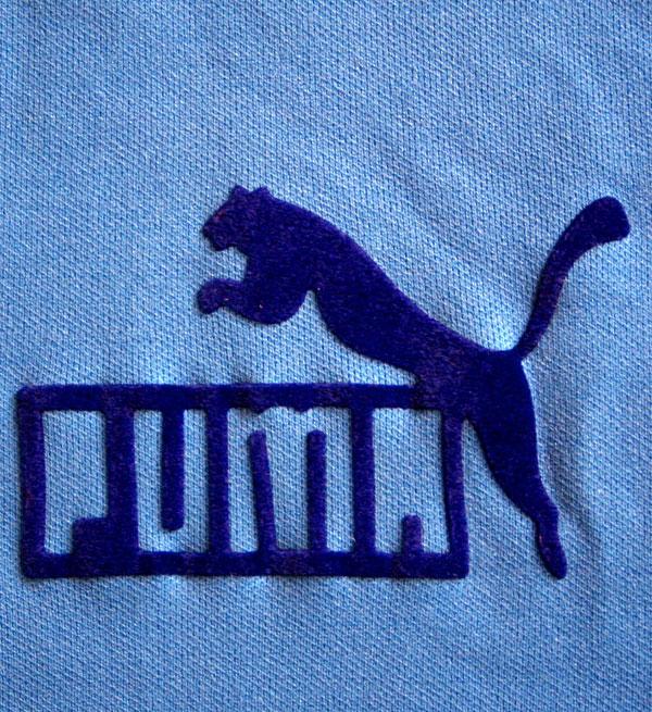画像2: ◆70sヴィンテージPUMA 【目つきイギリス製】パーカー