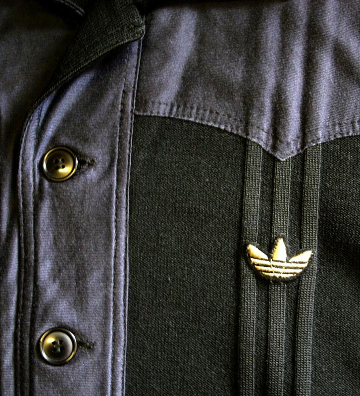 画像3:  ◆70sヴィンテージadidas【西ドイツ製】ハンタージャケット