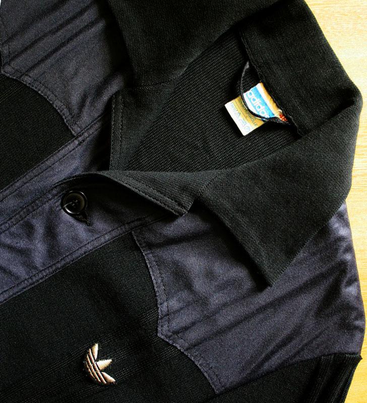画像5:  ◆70sヴィンテージadidas【西ドイツ製】ハンタージャケット