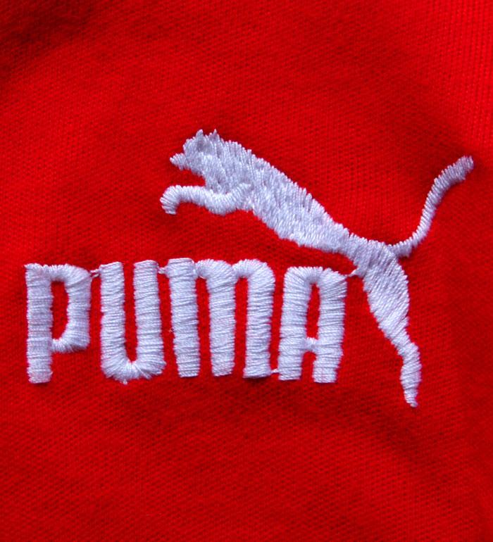 画像3: ◆70sヴィンテージPUMA【イタリア製】レアバックデザイン