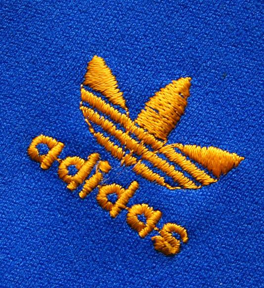 画像3: ◆70sヴィンテージadidasパンツ&ジャケット【入手困難】レアカラー