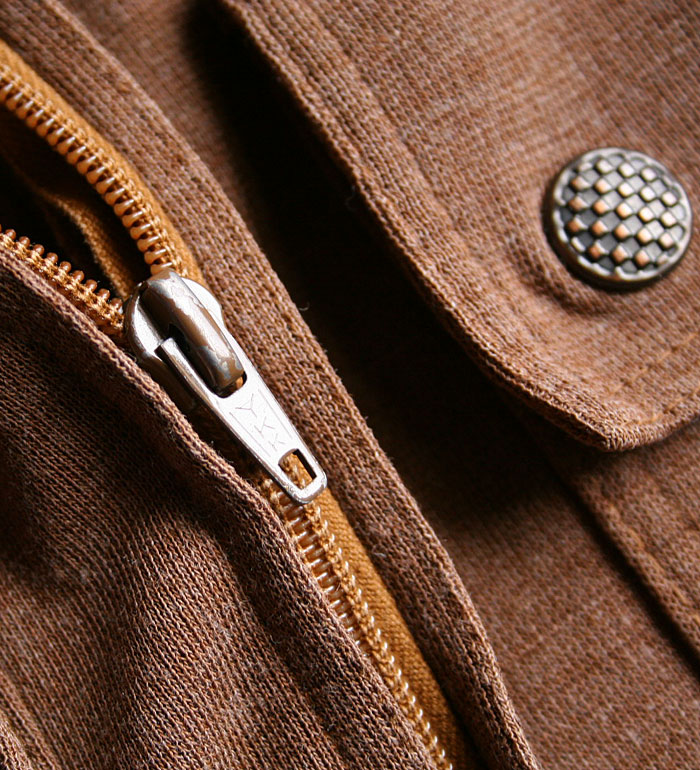 画像2:  ◆70sヴィンテージadidasミリタリージャケット【VENTEXフランス製】