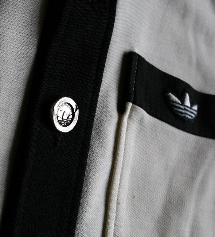 画像3:  ◆70sヴィンテージadidasメタルボタン【西ドイツ製】JKT