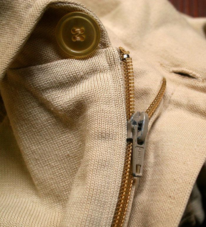 画像3:  ◆70sヴィンテージadidas【西ドイツ製】ニットジャケット