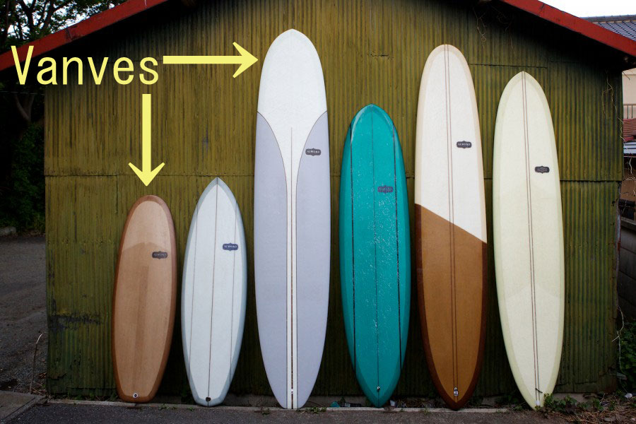 "画像5: ◆Almond Surfboards & Designs Sano Special 9'7"" 新古品"