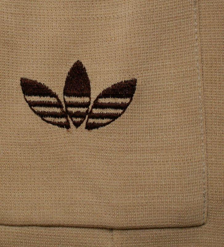 画像2:  ◆70sヴィンテージadidas【難有り】西ドイツ製ニットジャケット