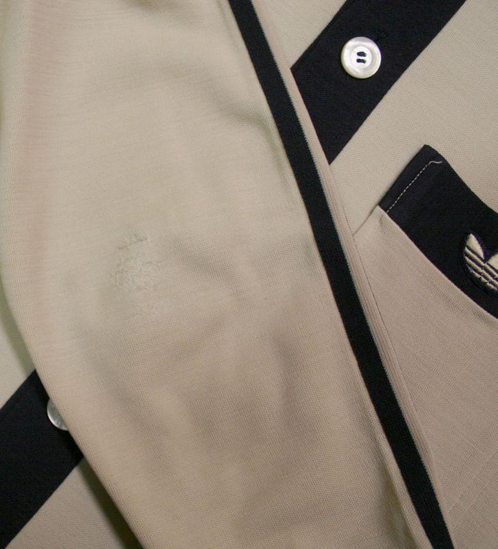 画像4:  ◆70sヴィンテージadidas【難有り】ボタンジャケット