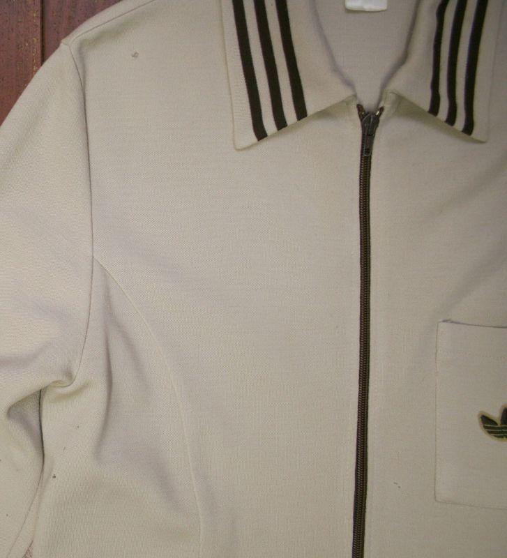 画像4:  ◆70sヴィンテージadidas【難有り】ニットジャケット