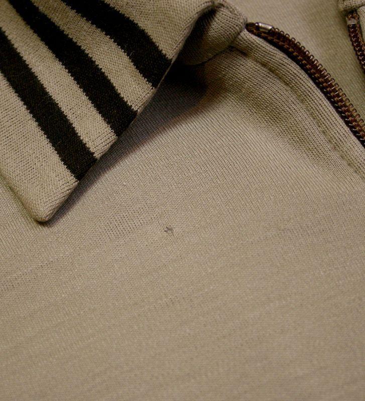 画像4:  ◆70sヴィンテージadidas【西ドイツ製】ニットジャケット