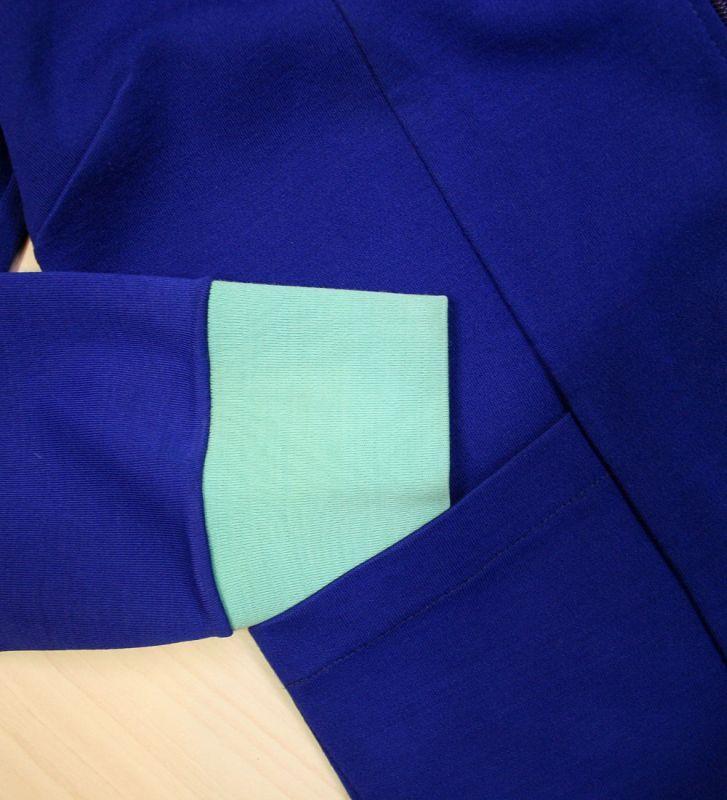 画像4: ◆70sヴィンテージadidas【レアカラー】Knit Jacket