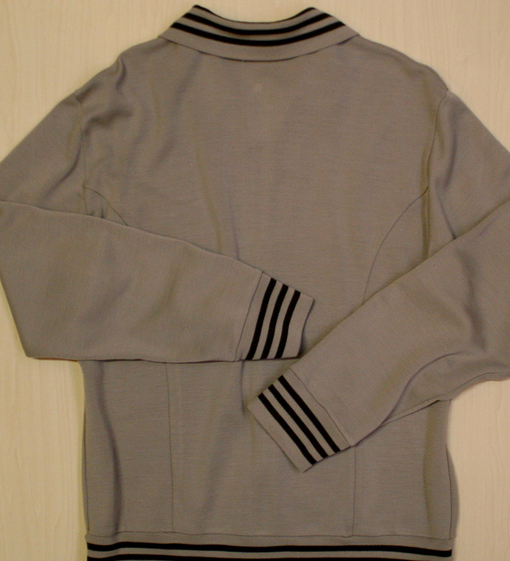 画像5:  ◆70sヴィンテージadidas【西ドイツ製】ニットジャケット