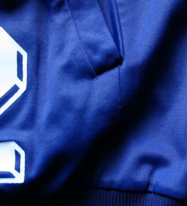 画像5: ◆70sヴィンテージadidas【レアデザイン】青タグJogTop