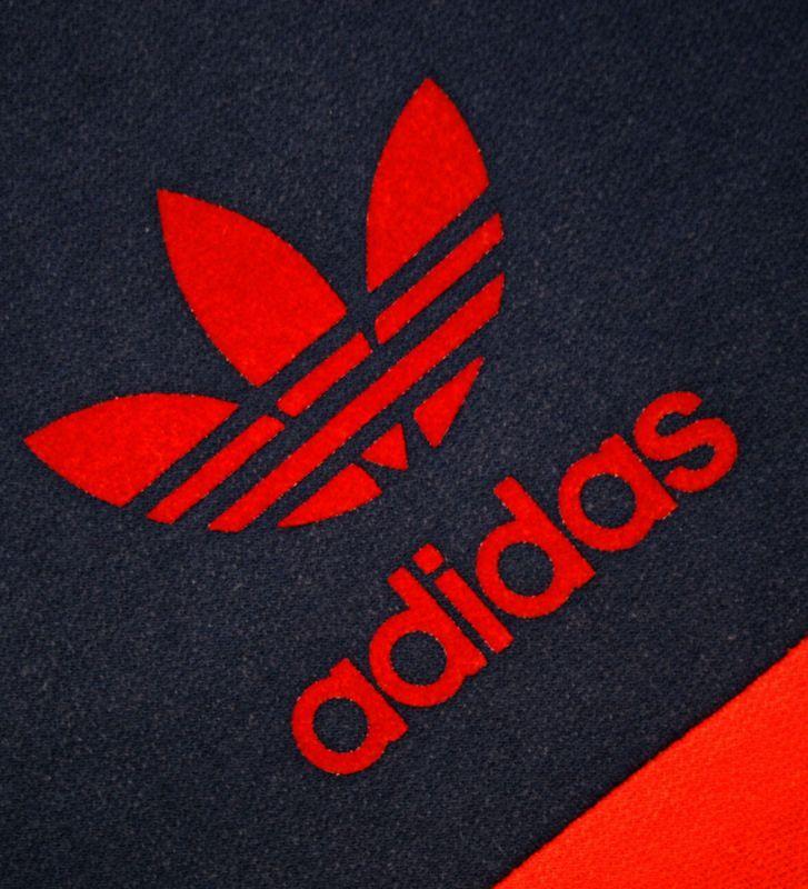 画像2: ◆70s adidasスゥエット【西ドイツ製】デカロゴ好配色
