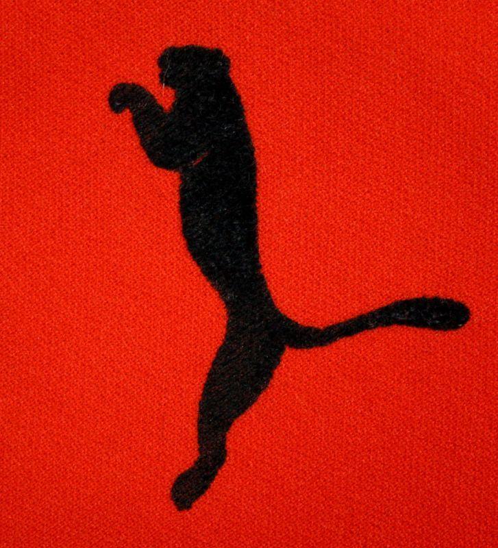 画像2: ◆70sヴィンテージPUMA【朱赤】JogTop