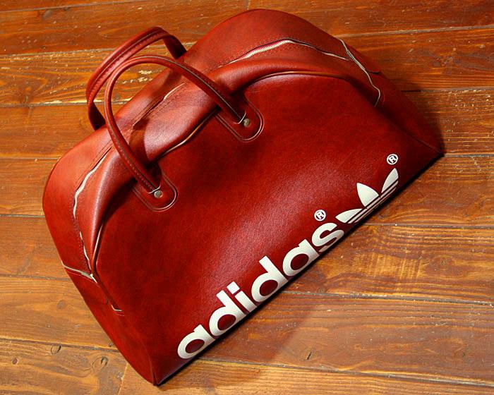 画像2: ◆70sヴィンテージadidas【デッドストック】ユーゴスラビア製Gym Bag
