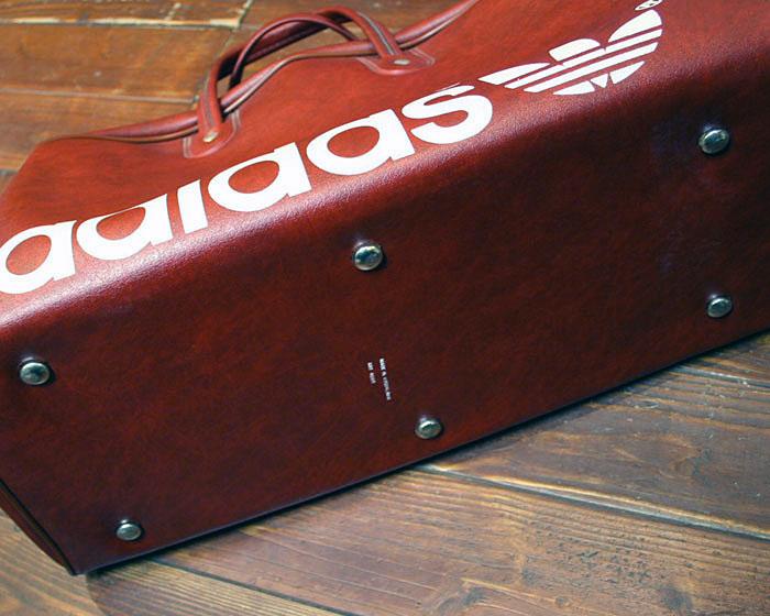 画像4: ◆70sヴィンテージadidas【デッドストック】ユーゴスラビア製Gym Bag