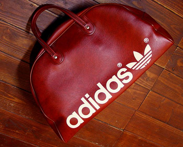 画像1: ◆70sヴィンテージadidas【デッドストック】ユーゴスラビア製Gym Bag