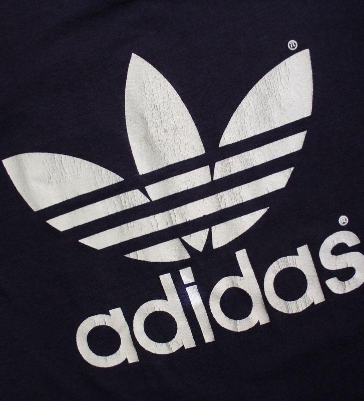 画像3: ◆70s adidas【アメリカ製】トレフォイルTee Mサイズ
