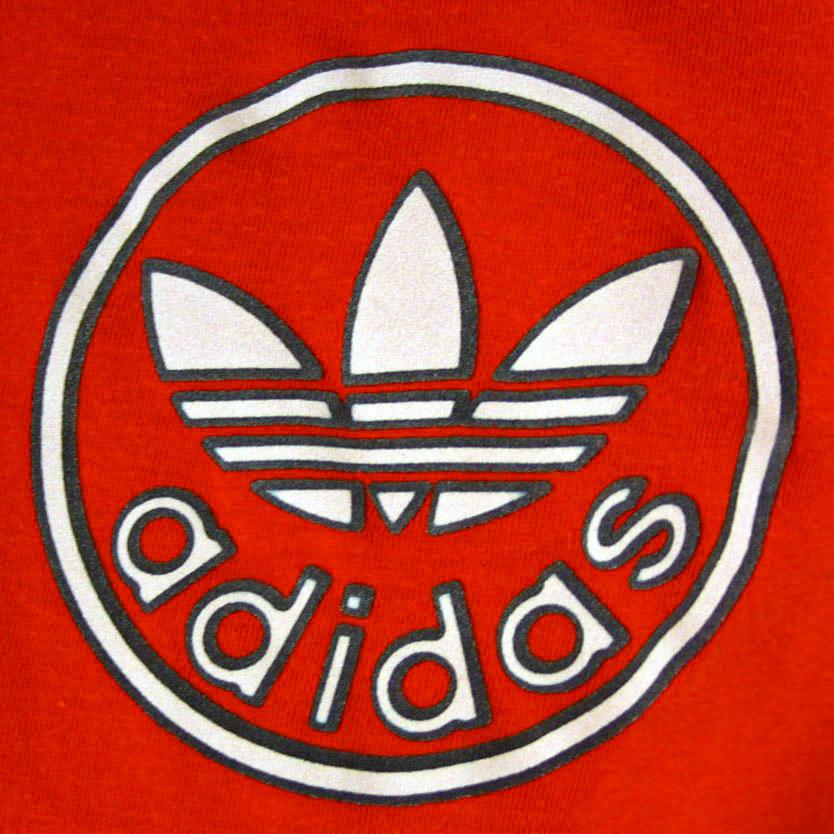 画像2: ◆70sヴィンテージadidasTee【丸ロゴ】ギリシャ製 Lサイズ