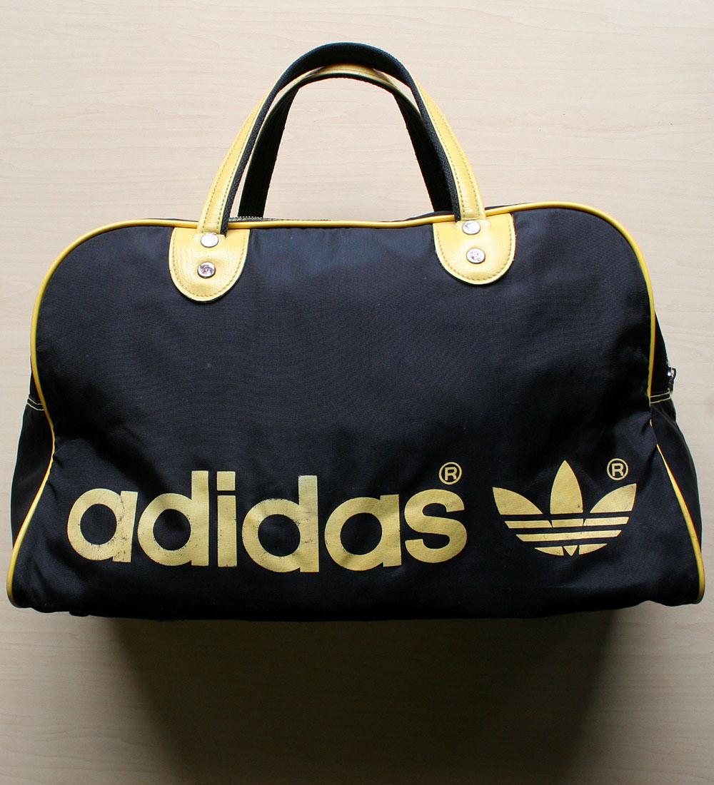 画像2: ◆70sヴィンテージadidas【TAIWAN製】Gym Bag