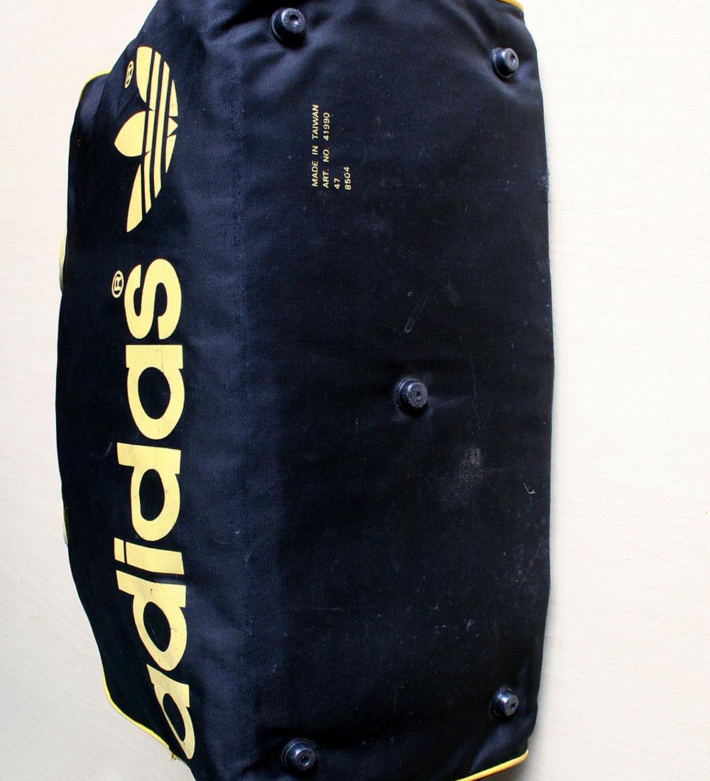 画像4: ◆70sヴィンテージadidas【TAIWAN製】Gym Bag
