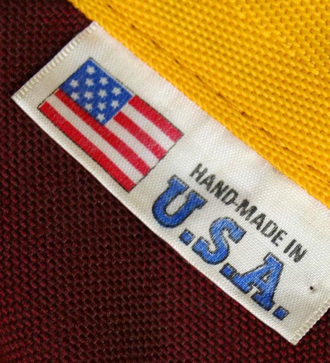 画像4: ◆ヴィンテージVANS【HAND-MADEアメリカ製】Duffle Bag